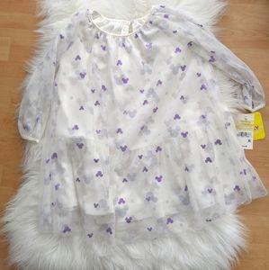 BNWT 2T Disney Mickey Mouse Dress